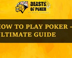 Beasts of Poker logo yellow