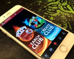 ClubGG on iPhone